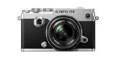 Olympus PEN-F Digital Camera, 20MP, Wi-Fi    Olympus