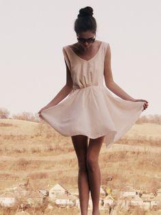 Simple, jolie, efficace, la petite robe d'été.