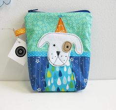 Party dog pouch made by syko.idea