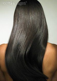 Relaxed Hair Health: Get your Shine on!