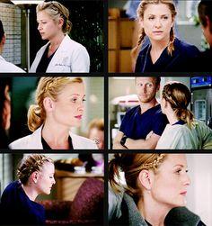 I love her braids.