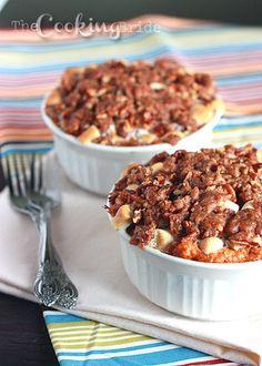 Coconut-Bourbon Sweet Potato Casserole Omit cardamon raisins and molasses.  Smaller portions.