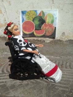 Coleção todas podemos ser Frida!