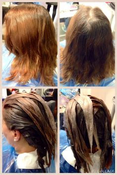before after illumina color color id - Coloration Hnn