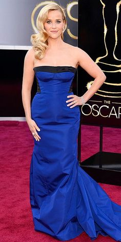 Resse Witherspoon wearing Valentino! #Oscars