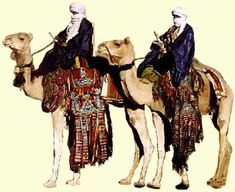 Camel saddle gear of the NigerianTuareg