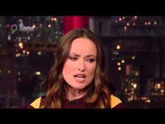 Olivia Wilde on David Letterman - June 18th, 2014 - Full Interview - http://hagsharlotsheroines.com/?p=15078