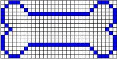 Several Dog Themed Knitting Charts
