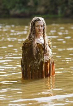 and the forest dreams eternally.......  The Sidhe From BBC's Merlin