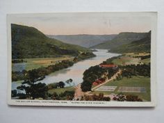 The Baylor School, Chattanooga, Tennessee Vintage Postcard, Dixie Highway