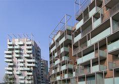 zucchi, milan Condominium, Milan, Arch, Multi Story Building, Architecture, Longbow, Arches, Wedding Arches, Bow