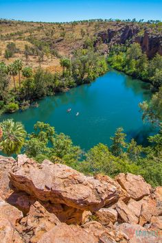 Boodjamulla National Park, Queensland, Australia - amazing kayaking, hiking & camping.