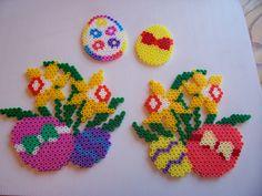 Hama Beads Design, Diy Perler Beads, Hama Beads Patterns, Perler Bead Art, Pearler Beads, Beading Patterns, Fusion Beads, Melting Beads, Bead Kits