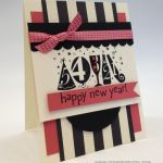 Stampin' Up! Happy New Year Card