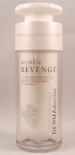 Midnight Manicures: DERMAdoctor Wrinkle Revenge.  Click through to see the whole review.