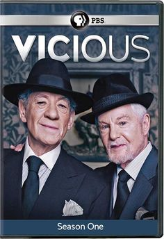 Vicious - A New Sitcom for Lord of the Rings/X-Men and Doctor Who Actors Sir Ian McKellen ('Gandalf' and 'Magneto') and Sir Derek Jacobi ('The Master') star in this first season on DVD