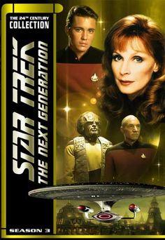 Star Trek The Next Generation Season 3