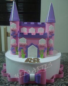 bolo falso em eva castelo mod 1                              …