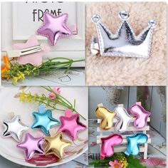 Cute Style Hair Accessories New Design Leather Shiny Star Baby Accessories Girls Heart Crown Hairpins kids accessories Hair Clip - http://jadeshair.com/cute-style-hair-accessories-new-design-leather-shiny-star-baby-accessories-girls-heart-crown-hairpins-kids-accessories-hair-clip/  Headwear