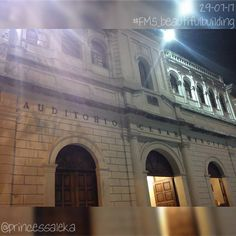 [210/365] Día 29. Edificio hermoso (Day 29. Beautiful building): Uno de mis edificios favoritos de Mérida. (One of my favorite buildings in Mérida.) #FMSPAD #FMSPhotoADay #FMSPhotoADayJul #FMS_beautifulbuilding #EmbraceEverydayJoyfully #BFYT #EdificioHermoso #Teatro #TeatroCesarRengifo #Mérida #Venezuela #BeautifulBuilding #Theater