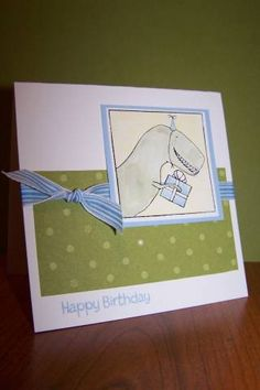 My 100th upload! by mudflapmamma - Cards and Paper Crafts at Splitcoaststampers