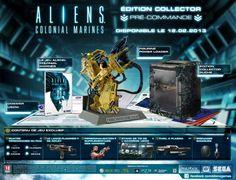 Aliens Colonial Marines édition collector - PS3 - Référence Gaming - Le Marketplace du jeu vidéo #Aliens #PS3 #PlayStation3