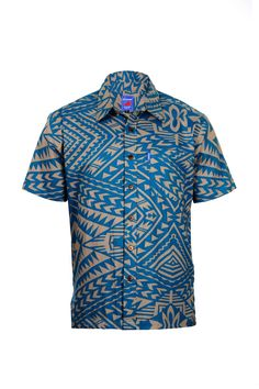 Mens Elei Shirt Tribal Shirt, Tribal Dress, Island Wear, Island Shirts, Usa Store, Modern Disney, Male Style, Different Dresses, N Girls