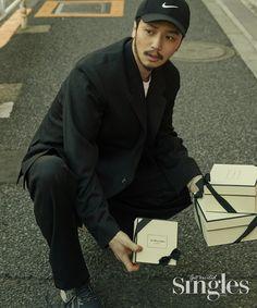 Byun Yo Han, Fashion Art, Mens Fashion, Bad Photos, Male Face, Haircuts For Men, Photo Poses, How To Take Photos, Korean Actors