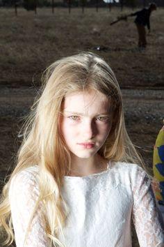 Willow Shields -- my Meggie cast