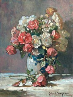"John C. Traynor ""Gathered Roses"""