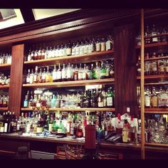 Still the largest Scotch selection I've seen  Buchanan's in #YYC