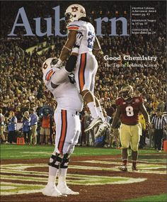 Auburn Magazine Spring 2014