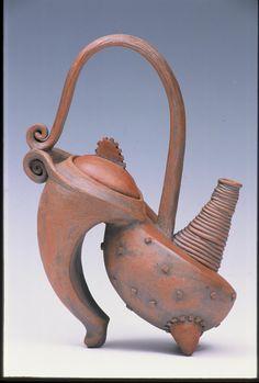 The Art of Carol Wedemeyer » Tea Pots