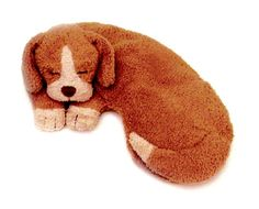 Cuddle Pup - Child's Microwavable Heating Pad & Bed warmer, aromatherapy