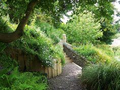 Mary Reynolds. Soft landscape in Ashford (Kent).