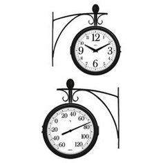8. there are clocks of shops * ♥