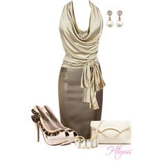 """Ms. Sophisticated Lady..."" by htimss on Polyvore"