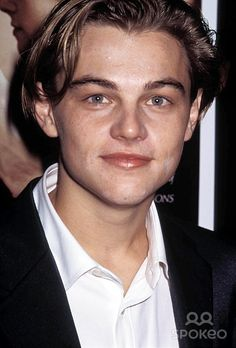 "Leonardo Dicaprio at the ""Total Eclipse"" Premiere, New York 11-1-1995 #17129 Photo by Anthony Savignano/ipol/Globe Photos, Inc."