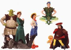 Shrek the Musical Costumes: Peter Pan