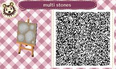 """uchibambi: """" by request, here are the two stone patterns i'm using in aspen right now! (sorry if the grass color isn't a perfect match - I'm playing in mid October atm so i had to guess based on what..."""