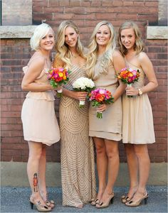 15 Ways to make your bridesmaids feel special and appreciated!