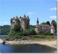 Château de Bort ~ Auvergne ~ France
