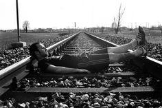 About #train and #death #2. A riguardo di #treni e #morti #dem #photo #lomography #lomo #smena #symbol #analog #analogica #pellicola #film