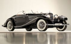 1936 Mercedes Benz 540K Spezial Roadster