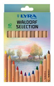 Lyra Super Ferby Waldorf potloden 12 stuks