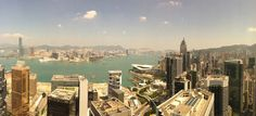 Hong Kong with new panorama feature from iPhone 5