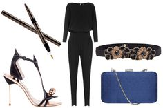 Unconventional but intriguing outfit to wear to a autumn wedding...via refinery29