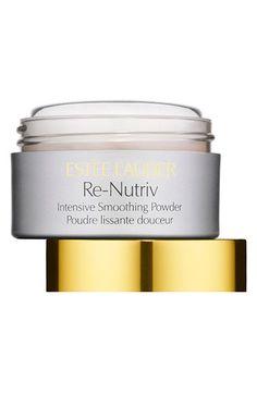 Estée Lauder 'Re-Nutriv' Intensive Smoothing Powder available at #Nordstrom