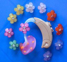 Paediatric hearing aid