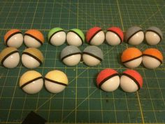 Puppet eyeball construction by Littles Creatures, via Flickr